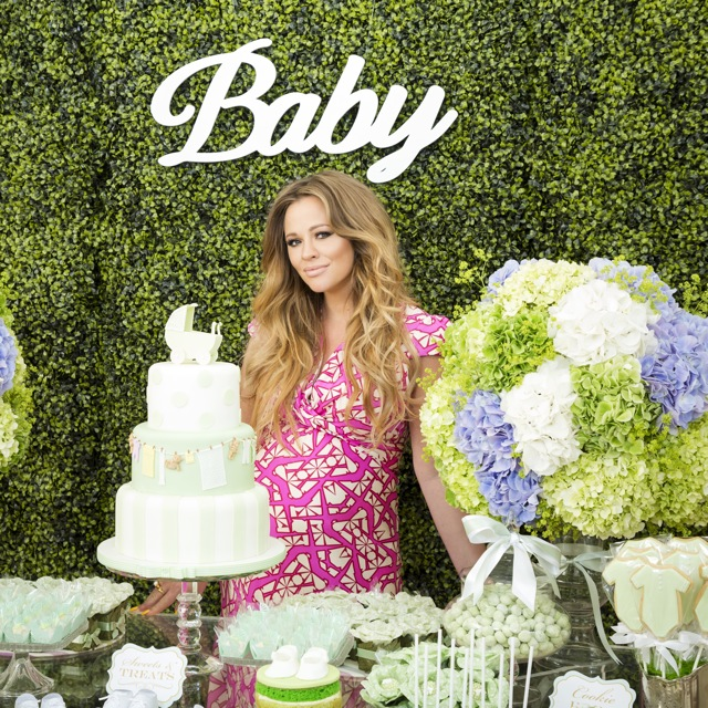 Kimberley Walsh's Baby Shower