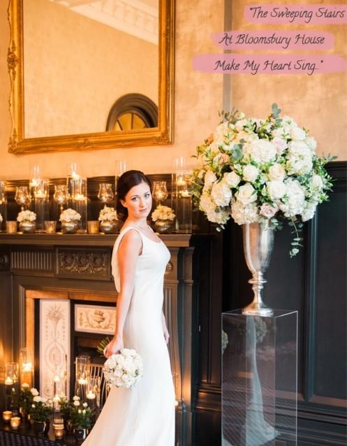 Featured on the Wedding Bazaar
